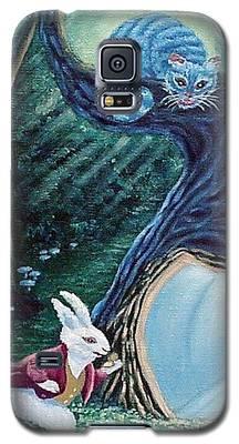 Late Again  Galaxy S5 Case