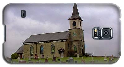 Liberty Lutheran Church And Cemetery Galaxy S5 Case