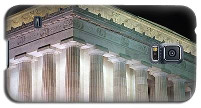 Lincoln Memorial At Night Galaxy S5 Case