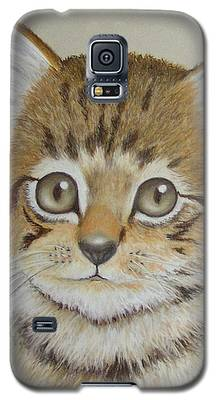 Little Kitty Galaxy S5 Case