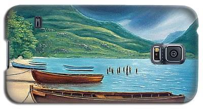 Loch Maree Scotland Galaxy S5 Case