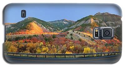 Logan Canyon Galaxy S5 Case