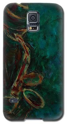 Lonely Jazz Galaxy S5 Case