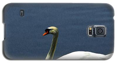 Lonesome Swan Galaxy S5 Case