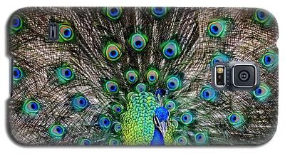Majestic Blue Galaxy S5 Case
