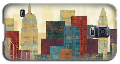 Skyline Galaxy S5 Cases