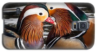 Mandarin Lovers Galaxy S5 Case