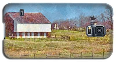 Mcpherson's Barn At Gettysburg National Military Park Galaxy S5 Case