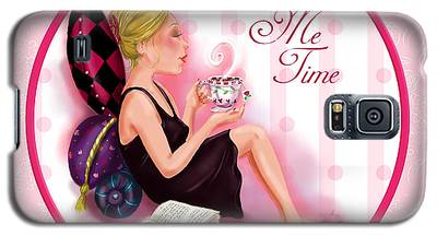 Me Time Galaxy S5 Case