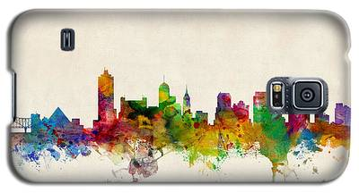 Memphis Tennessee Skyline Galaxy S5 Case