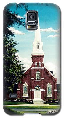 Methodist Church Galaxy S5 Case