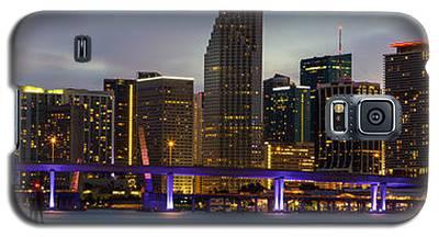 Miami Skyline Galaxy S5 Case