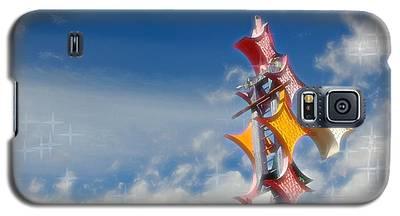 Mid-century Magic  Galaxy S5 Case