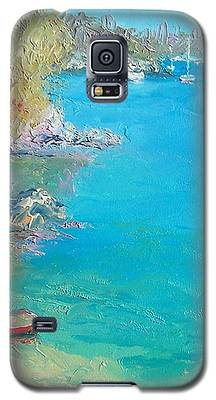 Middle Harbour Sydney Galaxy S5 Case