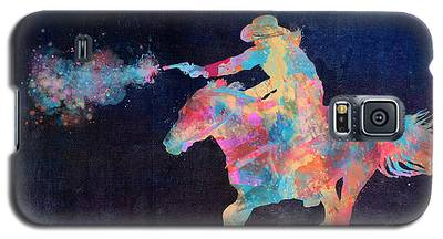 Midnight Cowgirls Ride Heaven Help The Fool Who Did Her Wrong Galaxy S5 Case