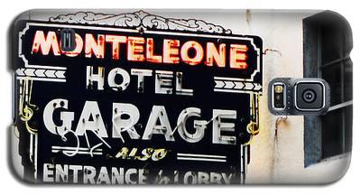 Monteleone Hotel Galaxy S5 Case
