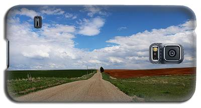 Montezuma Creek Road Galaxy S5 Case