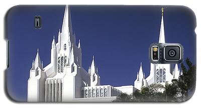 Mormon Temple Galaxy S5 Case
