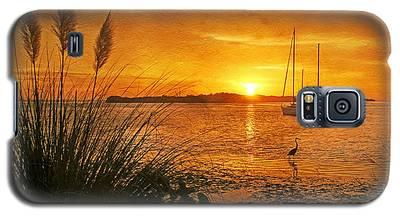 Morning Light - Florida Sunrise Galaxy S5 Case