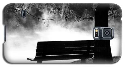 Morning Mist At The Spring Galaxy S5 Case