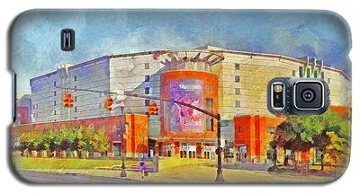 The Schottenstein Center.  The Ohio State University Galaxy S5 Case