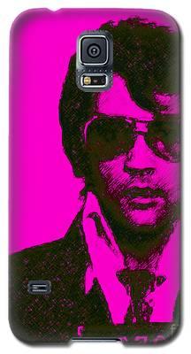 Mugshot Elvis Presley M80 Galaxy S5 Case