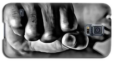 Muhammad Ali Fist Galaxy S5 Case