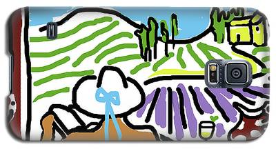 My Tuscany Dream 2 Galaxy S5 Case