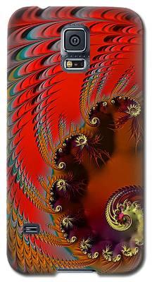 Native American Headdress Galaxy S5 Case