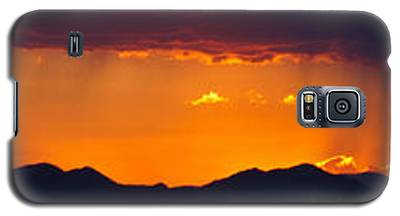 New Mexico Sunset Galaxy S5 Case