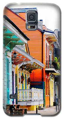 New Orleans Living Galaxy S5 Case