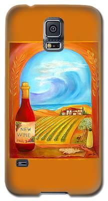 New Wine  Joel 2 Galaxy S5 Case