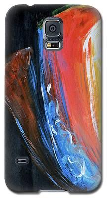 Night Blooms Galaxy S5 Case