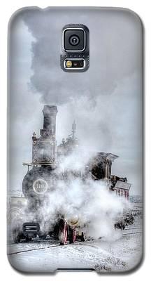 No 119 Galaxy S5 Case