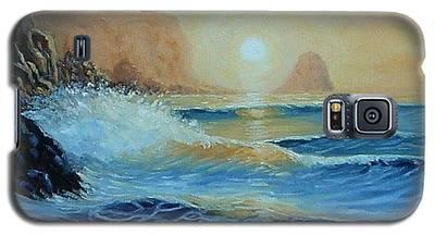 North Head Twilight Mist Galaxy S5 Case