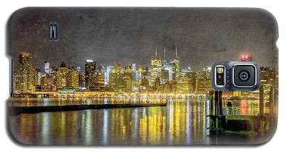 Nyc At Night Galaxy S5 Case
