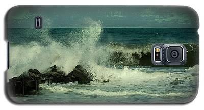 Ocean Impact - Jersey Shore Galaxy S5 Case