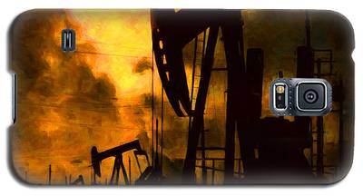 Oil Pumps Galaxy S5 Case