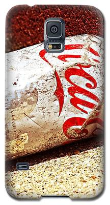 Old Coke Can Galaxy S5 Case