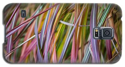 Ornamental Grass Galaxy S5 Case