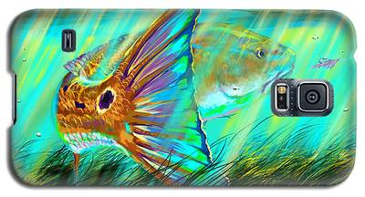Swordfish Galaxy S5 Cases