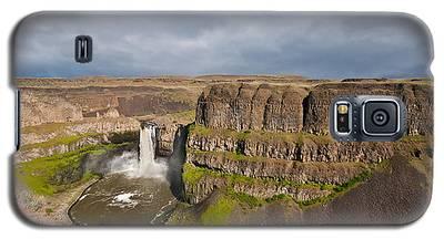 Palouse Falls Galaxy S5 Case
