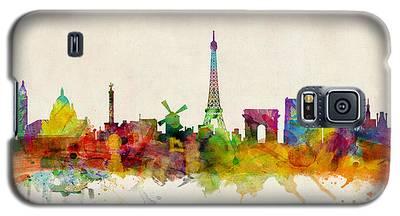 Paris Galaxy S5 Cases