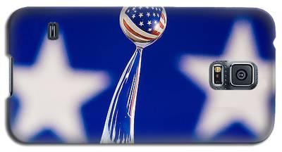 Patriotic Pop Galaxy S5 Case