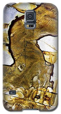 Patterns In Stone - 153 Galaxy S5 Case