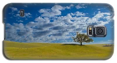 Perfect Landscape Galaxy S5 Case