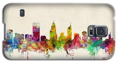 Australia Digital Art Galaxy S5 Cases