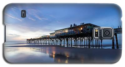 Pier At Twilight Galaxy S5 Case