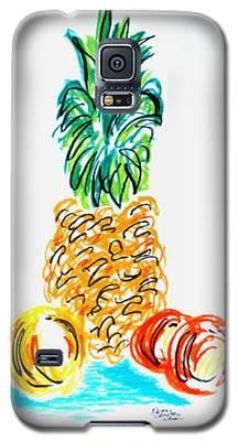 Pineapple Study No. 1 Galaxy S5 Case