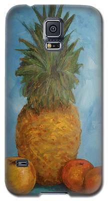 Pineapple Study No 2 Galaxy S5 Case